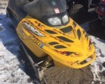 Snowmobile For Sale: 2002 Ski-Doo 2002 MXZ Sport 600