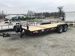 Equipment Trailer For Sale 2018 Diamond C 45HDT-22X82