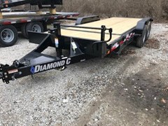 Equipment Trailer For Sale 2018 Diamond C 45HDT
