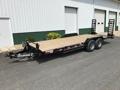 Equipment Trailer For Sale 2018 Diamond C REQ-22X82