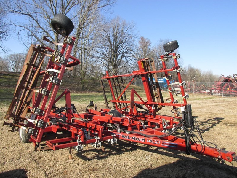 2010 Wil-Rich 1400 Tillage For Sale