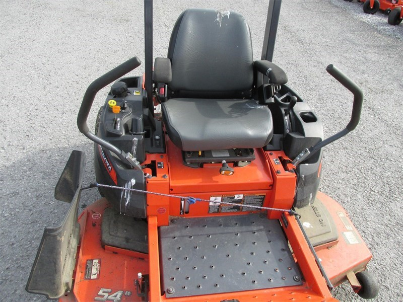 2015 Kubota Z125S Zero Turn Mower For Sale