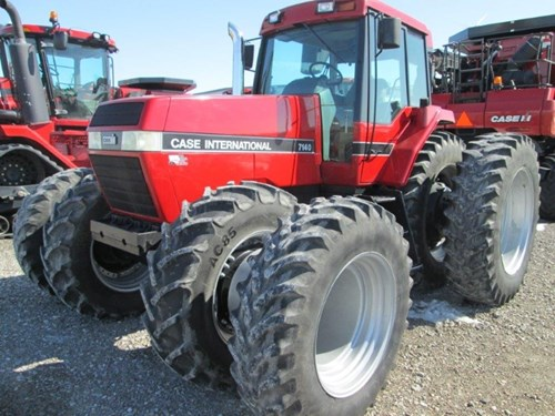 Tractor For Sale:  1987 Case IH 7140 , 195 HP
