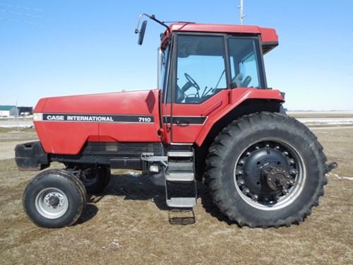 Tractor For Sale:  1990 Case IH 7110 , 130 HP