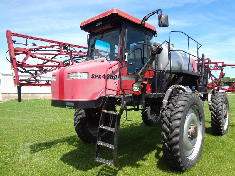 1999 Case IH 4260 Sprayer-Self Propelled For Sale