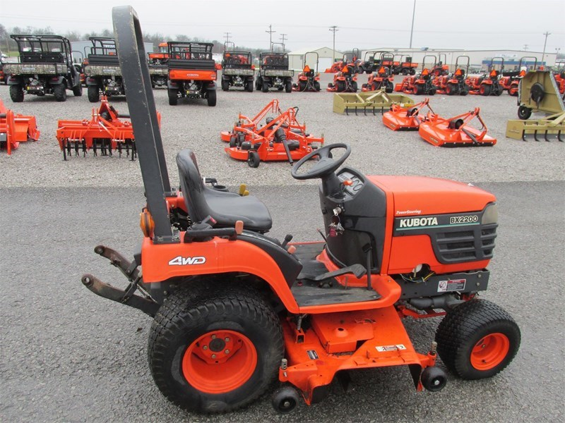 2001 Kubota BX2200 Tractor For Sale