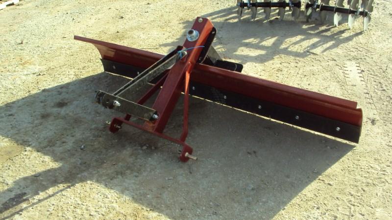 Atlas New 3pt 8' grader blade Blade Rear-3 Point Hitch For Sale