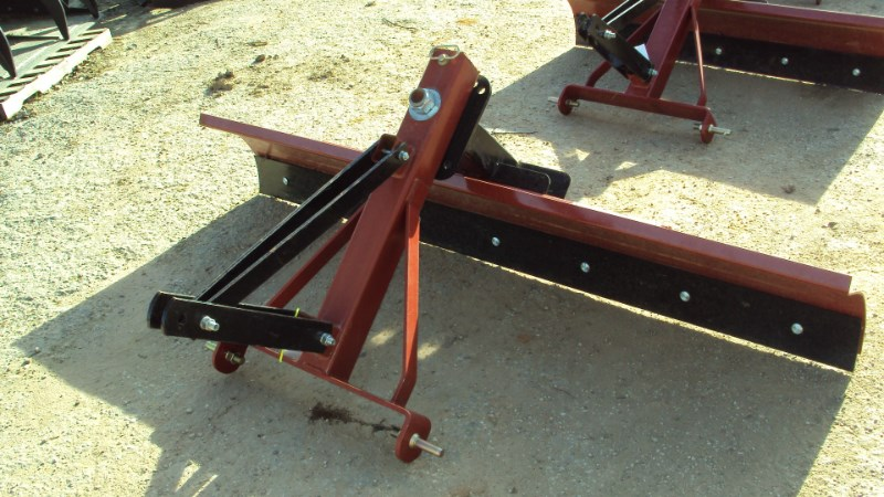 Atlas New 3pt 7' grader blade Blade Rear-3 Point Hitch For Sale