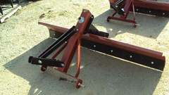 Blade Rear-3 Point Hitch For Sale:  Atlas New 3pt 7' grader blade
