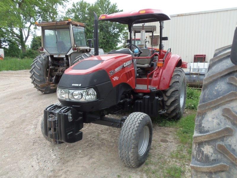 Case IH 75C Tractor For Sale