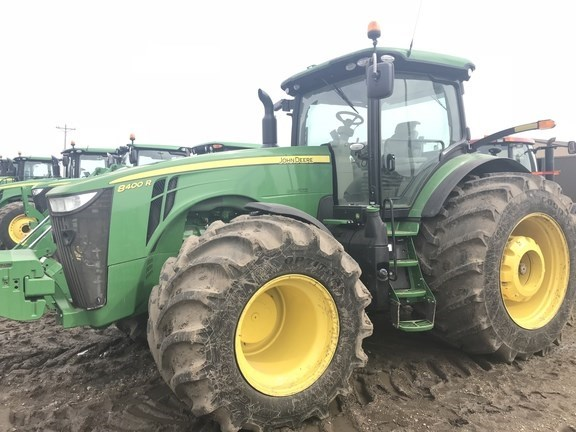 2017 John Deere 8400R Tractor For Sale