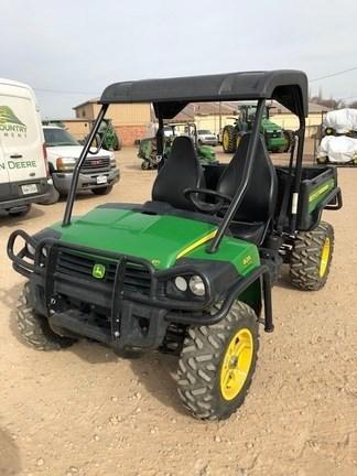 2013 John Deere XUV 825I GREEN Utility Vehicle For Sale
