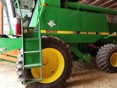 Combine For Sale 1996 John Deere 9600