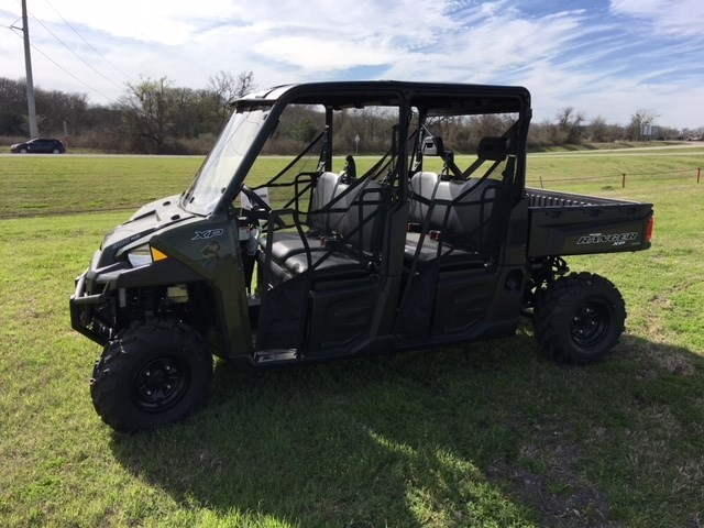 2018 Polaris R18RVA87A1 Utility Vehicle For Sale