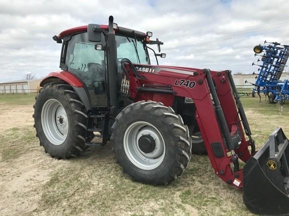 2010 Case IH maxxum 110 Tractor For Sale