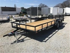 Utility Trailer For Sale 2019 Diamond C 6GT-20X83