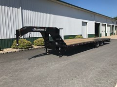Equipment Trailer For Sale 2018 Diamond C FMAX210-32X102