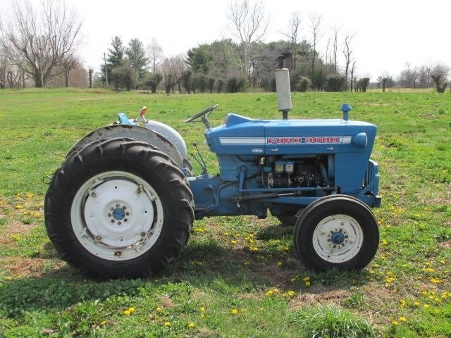 1975 Ford 3000 Tractor For Sale