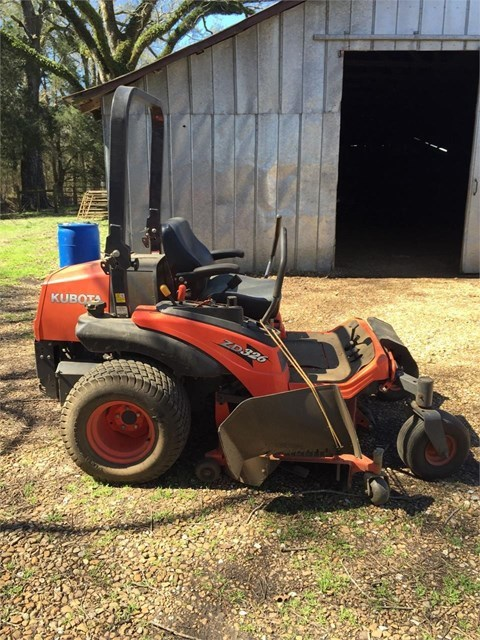 2014 Kubota ZD326P-60 Zero Turn Mower For Sale