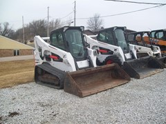 Skid Steer-Track For Sale 2016 Bobcat T750