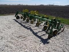 Row Crop Cultivator For Sale John Deere 825