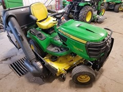 Riding Mower For Sale 2013 John Deere X734 , 25 HP