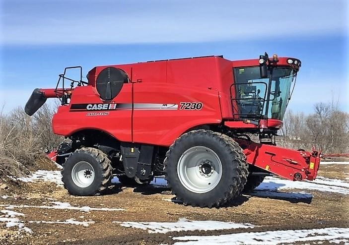 2013 Case IH 7230 Combine For Sale