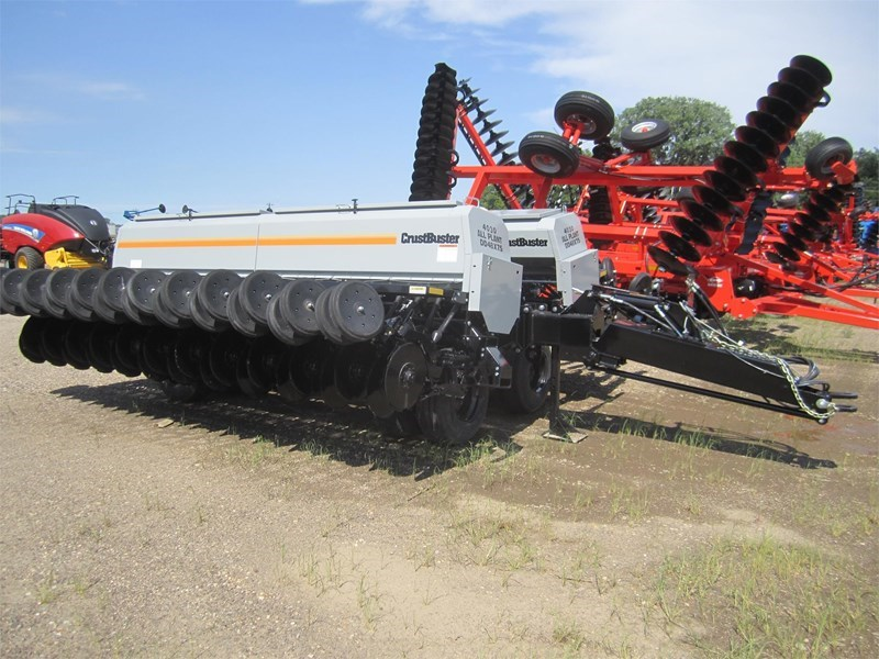 2017 Crust Buster 4030 Grain Drill For Sale