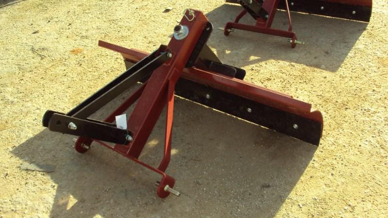 Atlas NEW 3pt 5' grader blade Blade Rear-3 Point Hitch For Sale