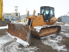 Crawler Tractor For Sale:  2010 Case 1650L