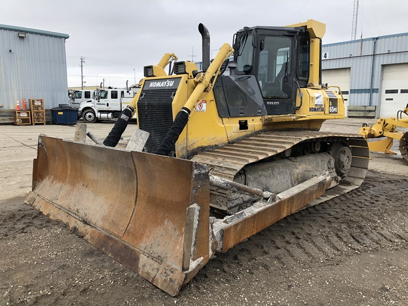 2004 Komatsu D65PX-15 Crawler Tractor For Sale