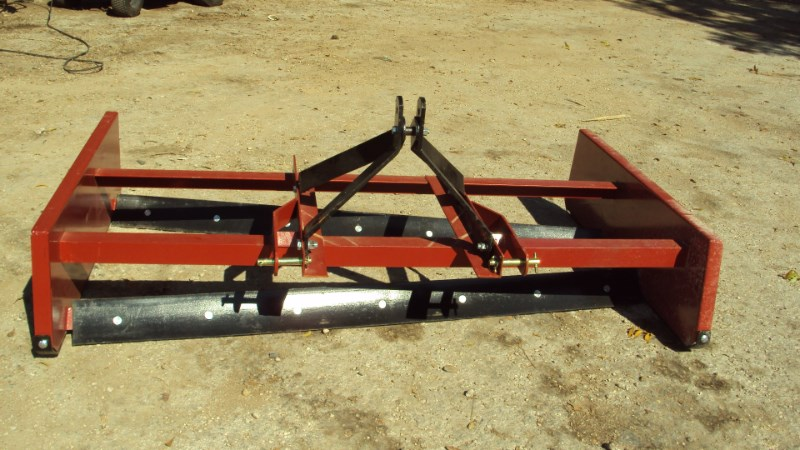 Other 3pt 6ft bionc blade / road grader / land plane Blade Rear-3 Point Hitch For Sale