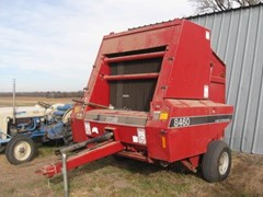 Baler-Round For Sale 1991 Case IH 8460