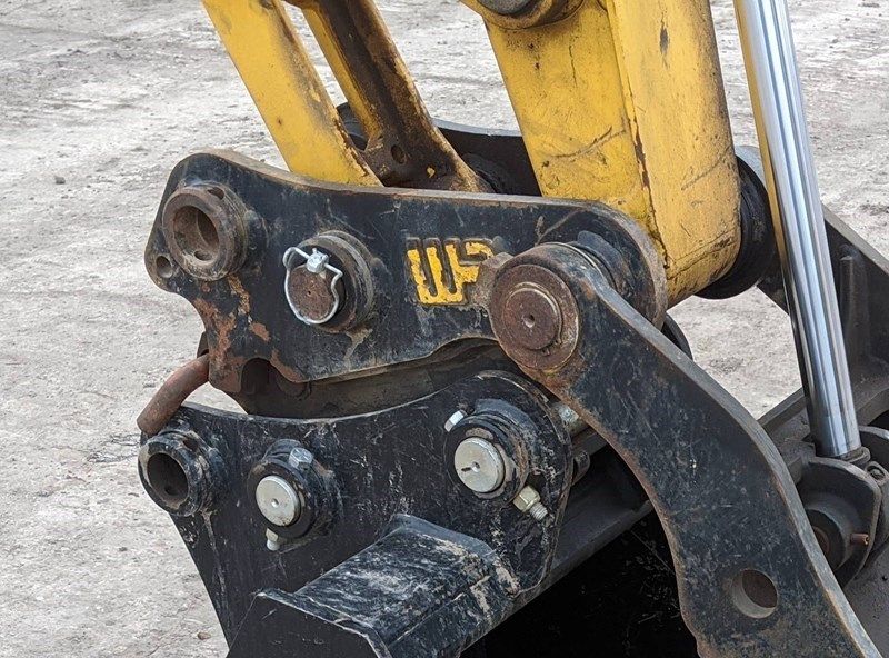 2018 Werk-Brau SK55QC Excavator Coupler For Sale
