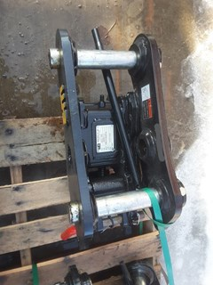 Excavator Coupler For Sale:  2018 Werk-Brau SK55QC