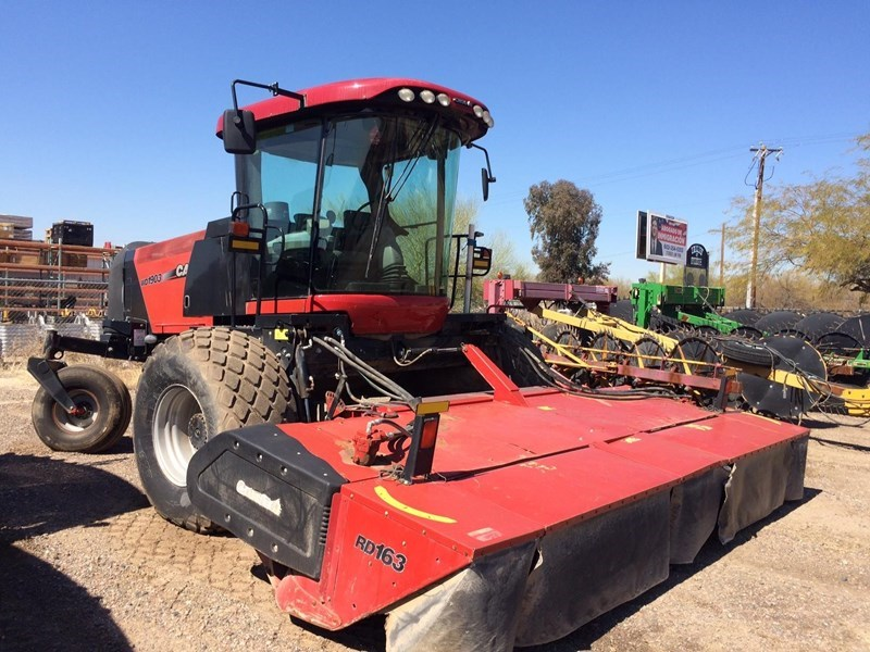 2014 Case IH WD1903 Mower Conditioner For Sale