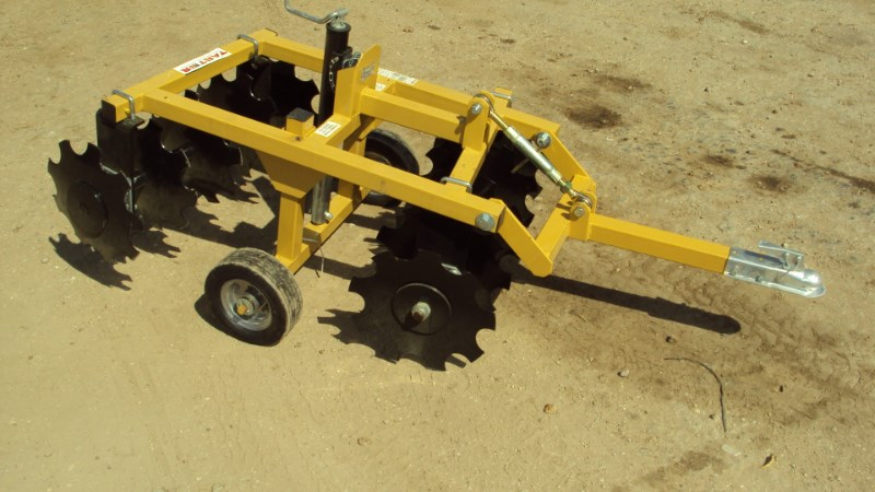 Other ATV / UTV Tow type disc harrows DEER HUNTER SPECIA Disk Harrow For Sale