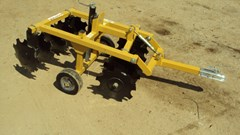 Disk Harrow For Sale:  Other ATV / UTV Tow type disc harrows DEER HUNTER SPECIA
