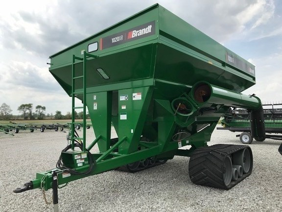 Photos of 2018 Brandt 1020XR Grain Cart For Sale » AHW LLC