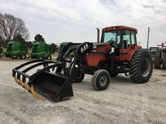 Tractor For Sale 1989 Case IH 7120 , 165 HP