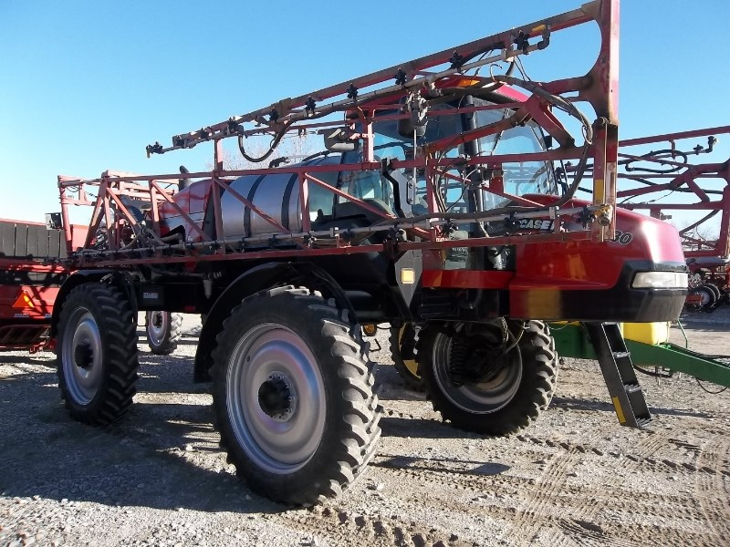 2010 Case IH 3230-90 Sprayer-Self Propelled For Sale