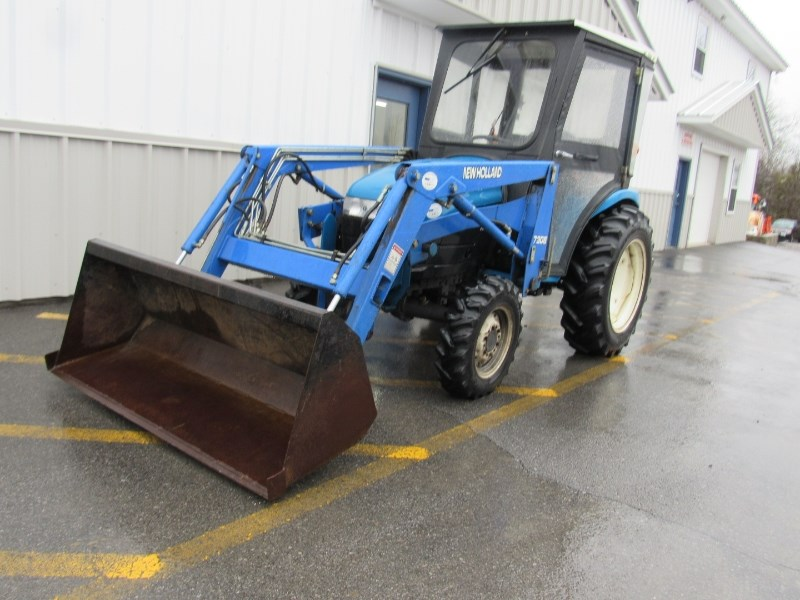 1997 New Holland 1530 Tractor For Sale
