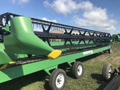 Header-Draper/Flex For Sale:  2012 John Deere 635FD