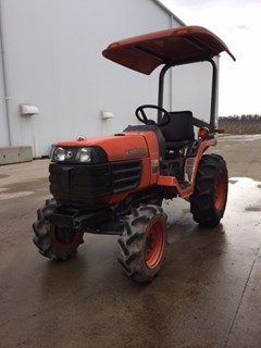 Tractor For Sale 2005 Kubota B7510DT-R , 21 HP