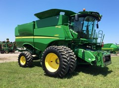 Combine For Sale 2012 John Deere S660