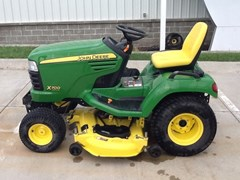 Riding Mower For Sale 2009 John Deere X700 , 23 HP