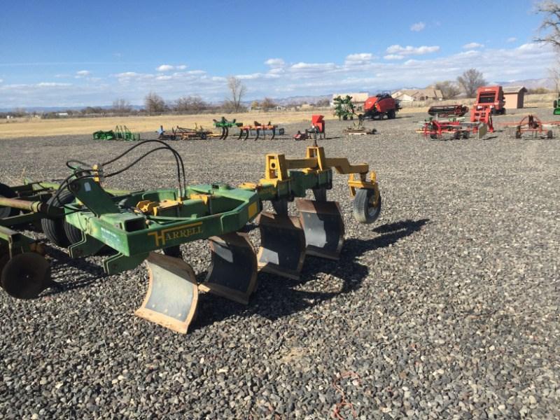Harrell 2804 Plow-Moldboard For Sale