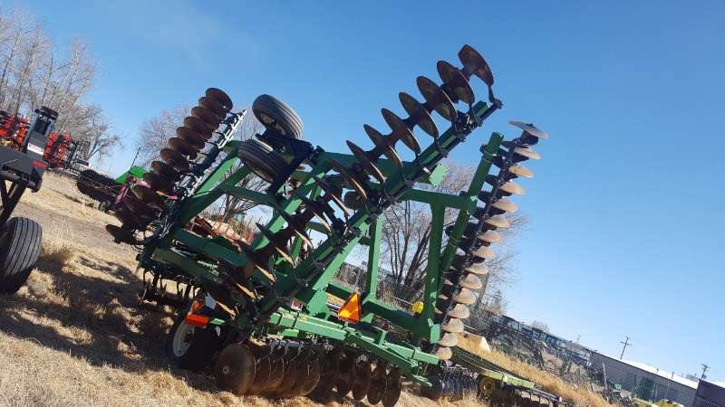 Great Plains 3329 Disk Harrow For Sale