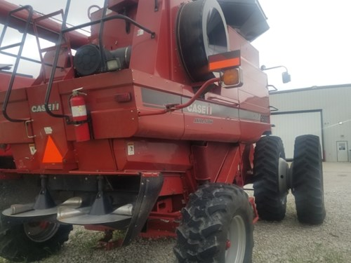 Combine For Sale:  2008 Case IH 2588