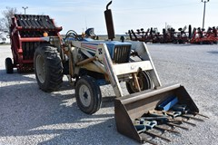Tractor For Sale Ford 4600 , 63 HP